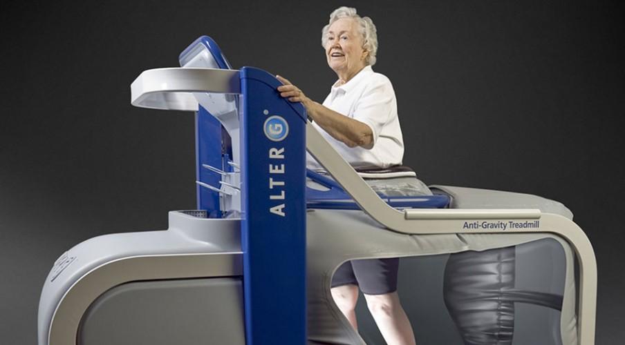 Image: The Alter-G Treadmill